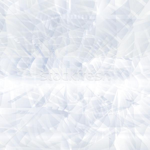 White background with irregular quadrilaterals  Stock photo © Ustofre9