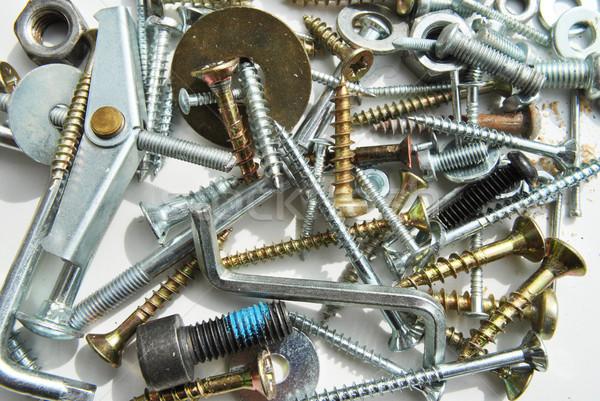 Screws Stock photo © Ustofre9