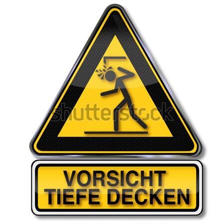 Tarcza strajk prawa tablicy znaki przycisk Zdjęcia stock © Ustofre9