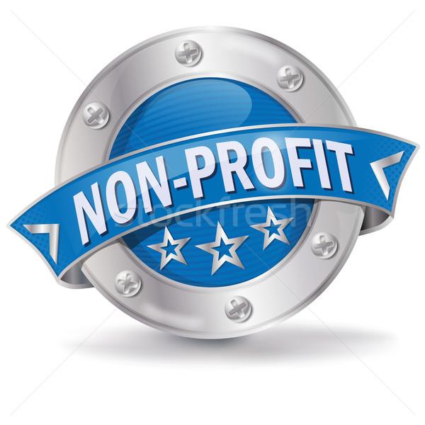 Gomb pénz siker információ hirdetés társasági Stock fotó © Ustofre9