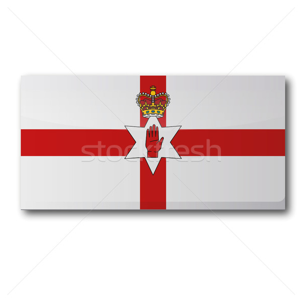 Flag of Northern Ireland Stock photo © Ustofre9