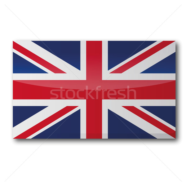 Flag Great Britain Stock photo © Ustofre9