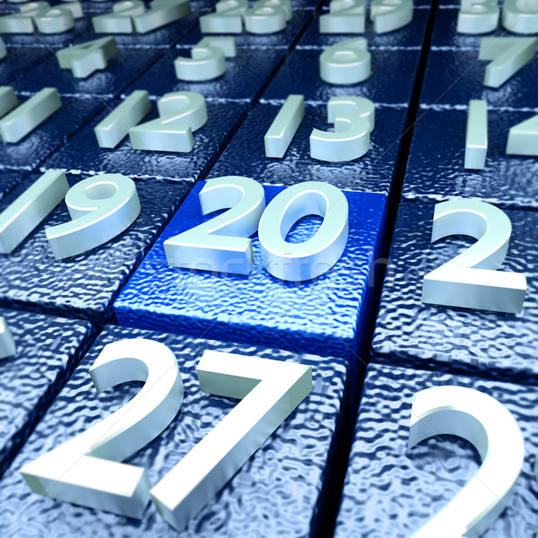 カレンダー 日 会議 業界 自由 休日 ストックフォト © Ustofre9