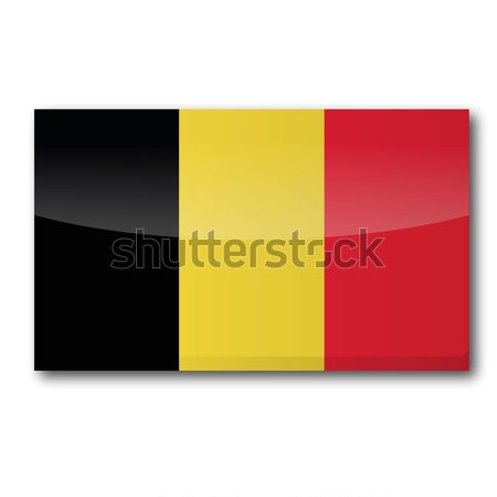 Flag Chad Stock photo © Ustofre9