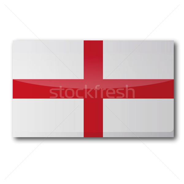 Flag England Stock photo © Ustofre9