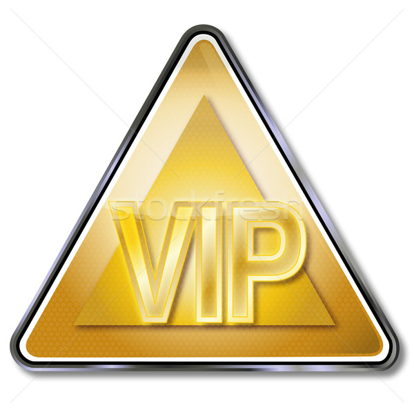 Sign vip and significance Stock photo © Ustofre9