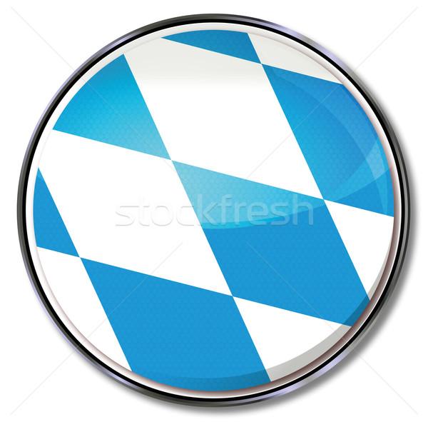 Button Bavaria Stock photo © Ustofre9