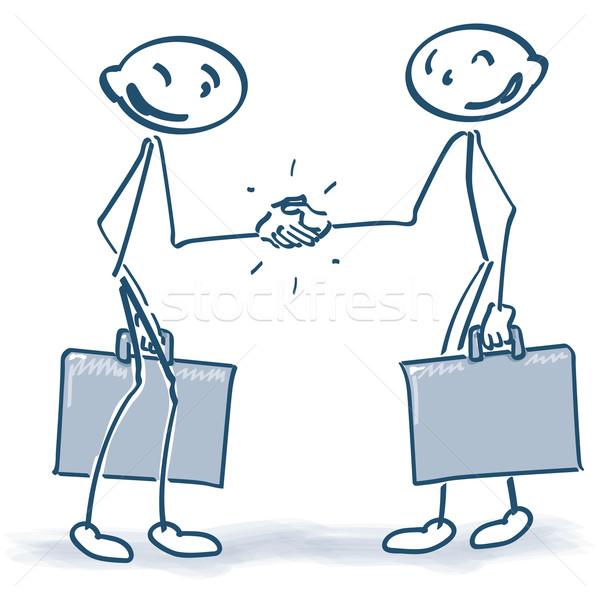 商业照片: 粘· 握手 · 业务 · 服务 · 成功