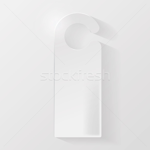 Please do not disturb sign Stock photo © Ustofre9