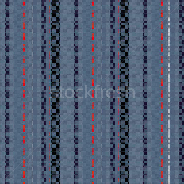 Textile pattern with pinstripe Stock photo © Ustofre9