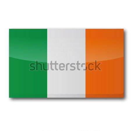 Flag  Ireland Stock photo © Ustofre9