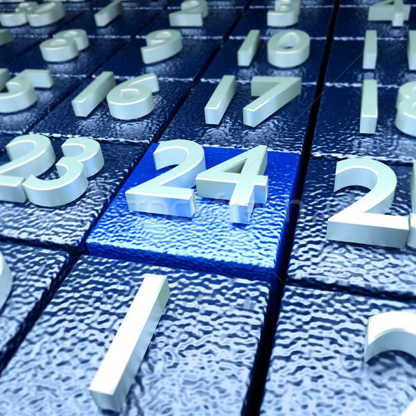 календаря день школы заседание промышленности свободу Сток-фото © Ustofre9