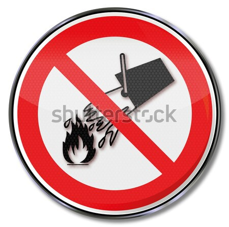 Prohibition sign no mobile phone Stock photo © Ustofre9