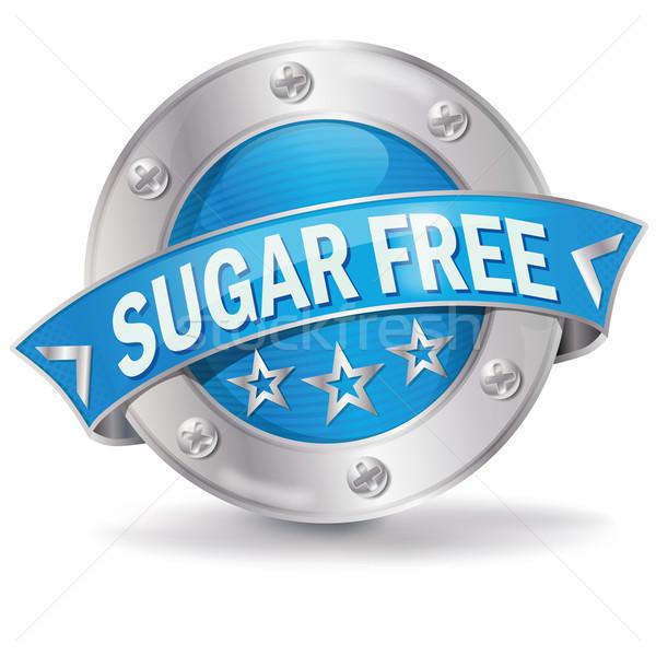 Button sugar free  Stock photo © Ustofre9