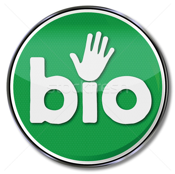 Biological sign Stock photo © Ustofre9