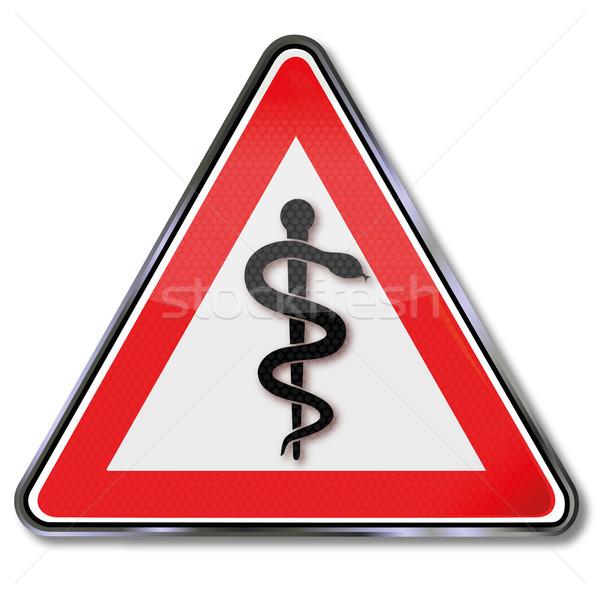 Stock fotó: Felirat · orvos · gyógyszer · feliratok · gomb · címke