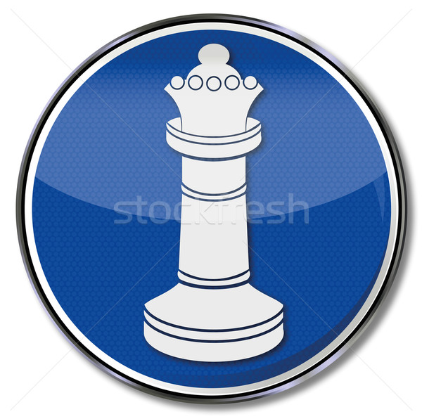 Chess Queen Stock photo © Ustofre9