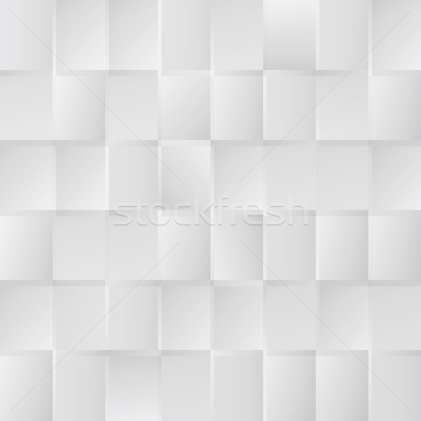 White pattern and glass blocks  Stock photo © Ustofre9