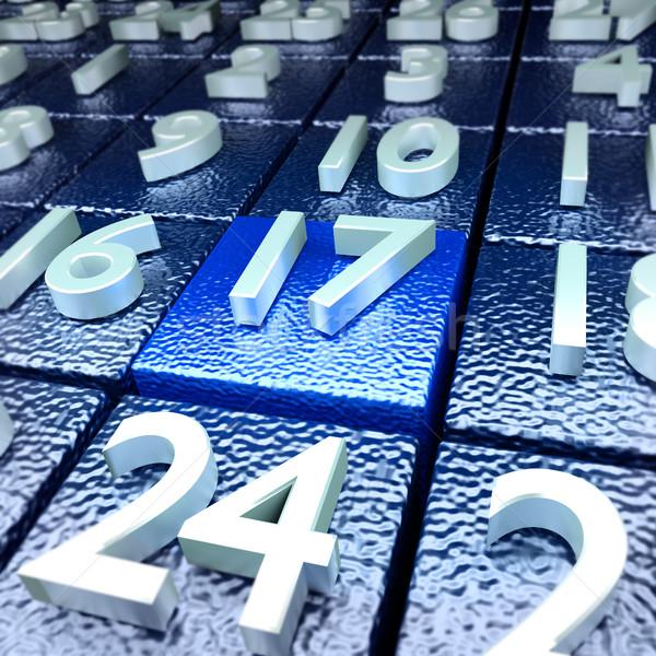 календаря день заседание промышленности свободу праздник Сток-фото © Ustofre9