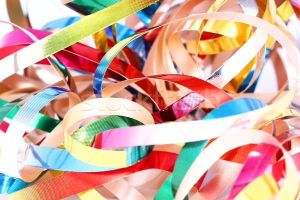 Party streamers Stock photo © vadimmmus