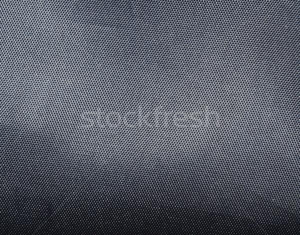 Fekete textúra közelkép divat háttér szövet Stock fotó © vadimmmus