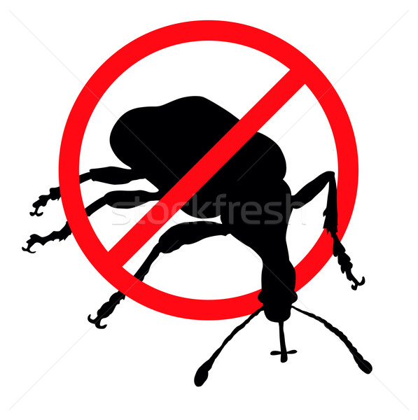 Stop pests Stock photo © vadimmmus