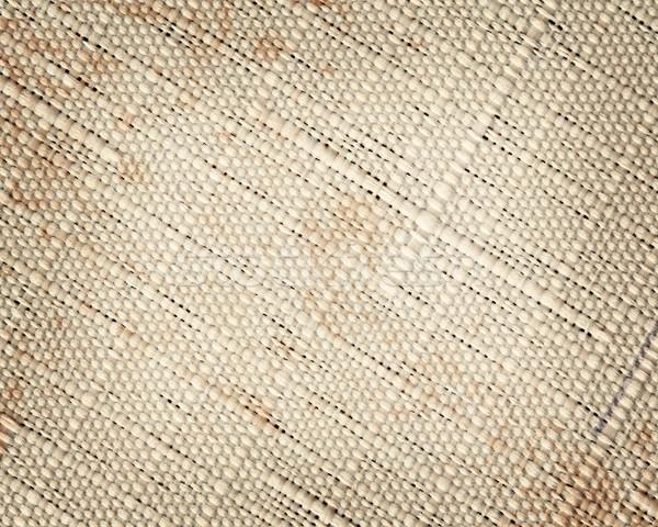 ткань текстуры обои текстильной хлопка Сток-фото © vadimmmus