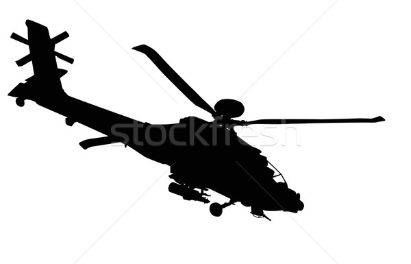 Helicopter Stock photo © vadimmmus