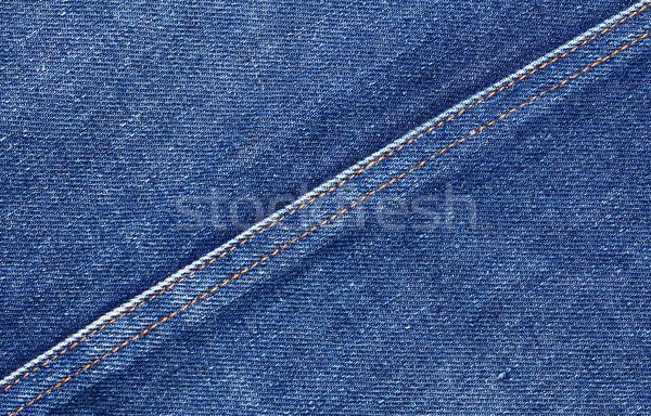 Jeans texture Stock photo © vadimmmus
