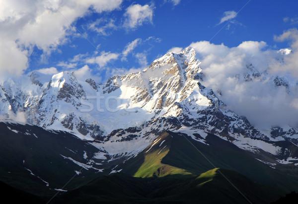 Mountains Stock photo © vadimmmus