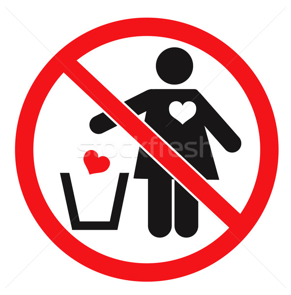 Forbidden Love Stock Vectors Illustrations And Cliparts Stockfresh
