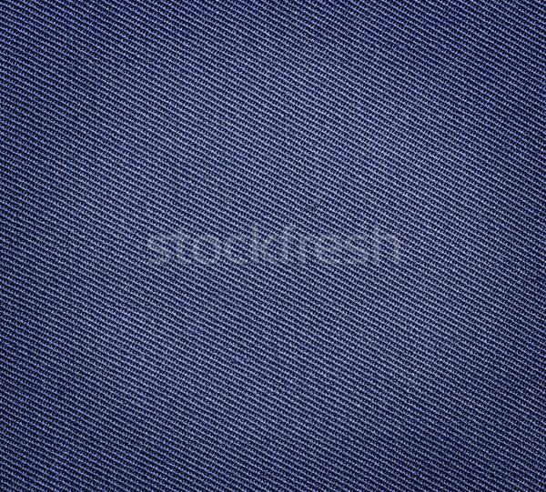 Kot doku mavi kentsel Stok fotoğraf © vadimmmus