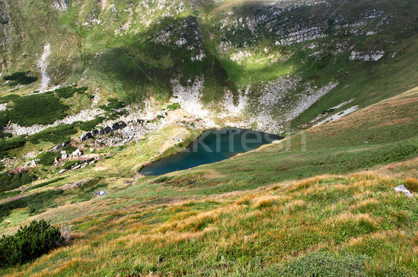 озеро гор Украина небе природы лет Сток-фото © vadimmmus