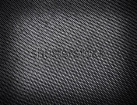 Siyah doku moda Metal dokular Stok fotoğraf © vadimmmus