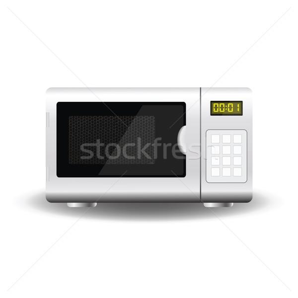Microwave Stock photo © Valeo5