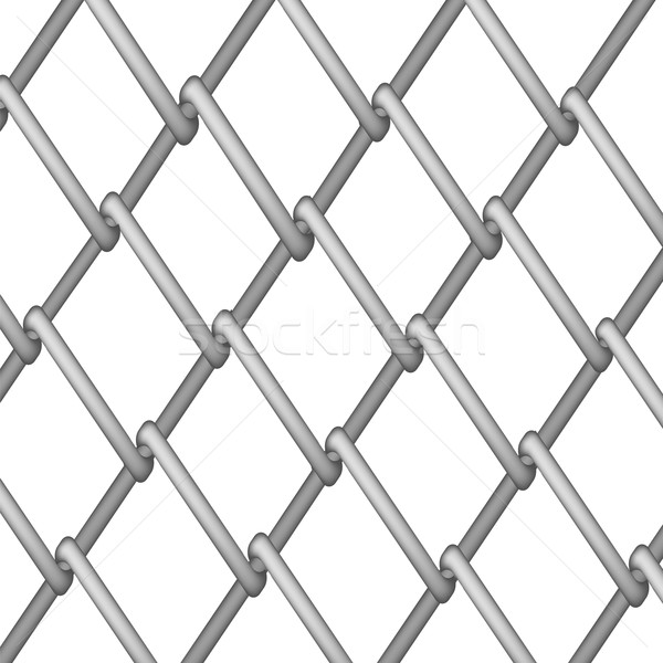 Steel Fence Stock photo © Valeo5