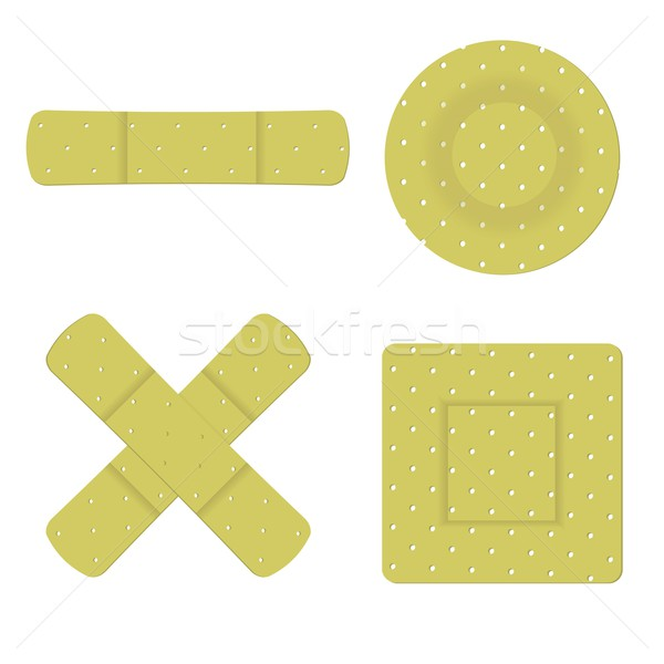 adhesive bandage plaster  Stock photo © Valeo5