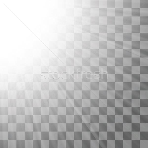 прозрачный свет серый расплывчатый солнце Сток-фото © Valeo5