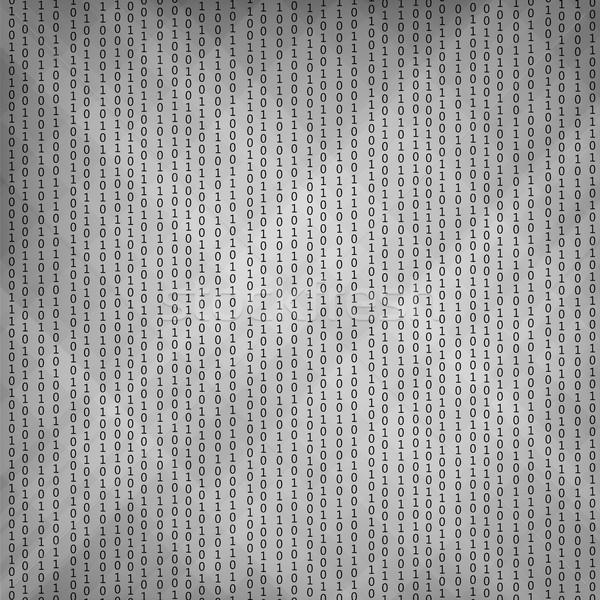 Stock photo: Binary Code Background.