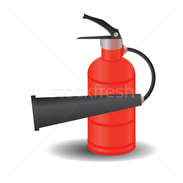 fire extinguisher Stock photo © Valeo5