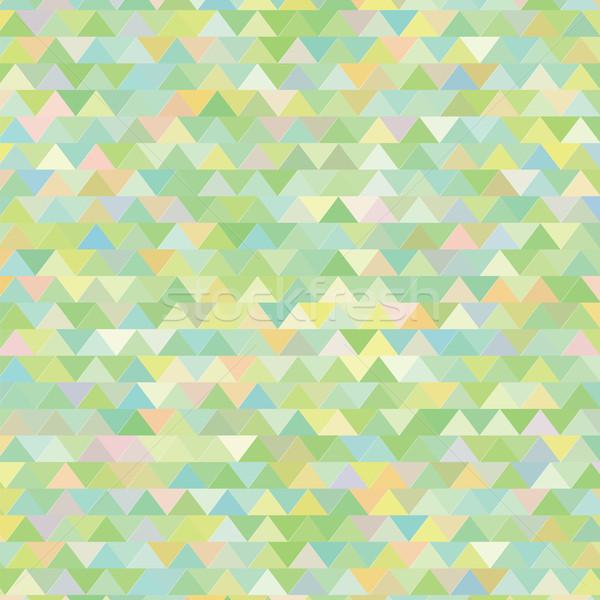 Groene kleurrijk illustratie business papier licht Stockfoto © Valeo5