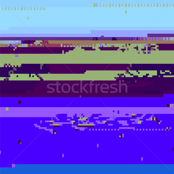 экране компьютера ошибка Гранж обои данные Сток-фото © Valeo5