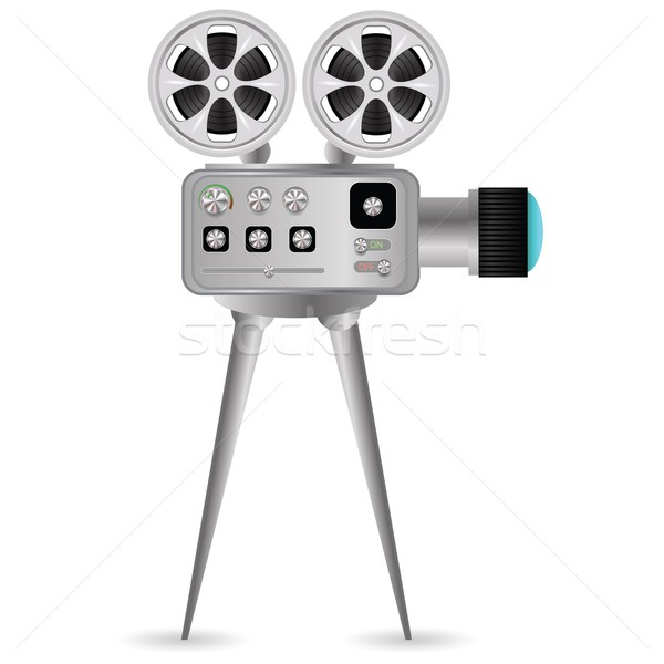 Movie projector  Stock photo © Valeo5