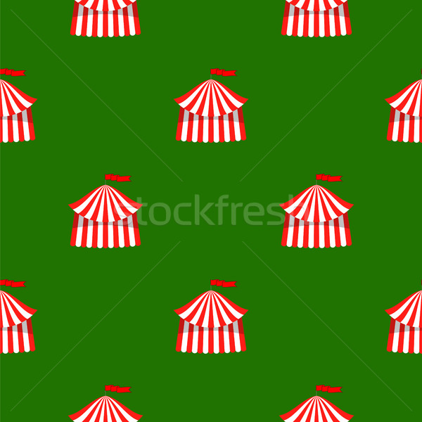 Circus icon groene business partij Stockfoto © Valeo5