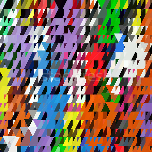 Abstract Colorful Pattern Stock photo © Valeo5