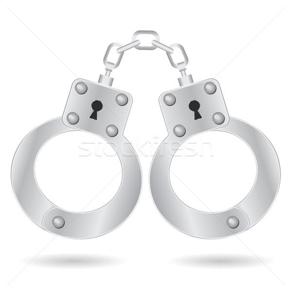 handcuffs Stock photo © Valeo5