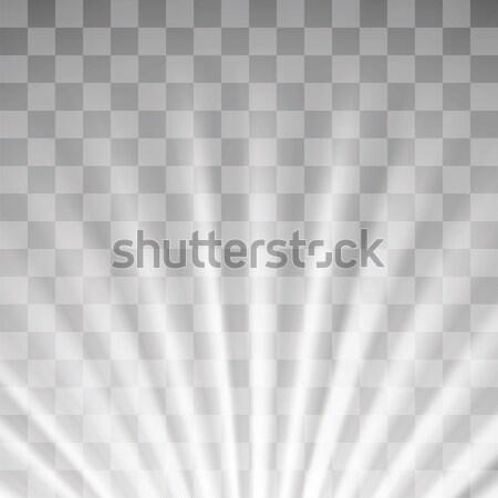 Blurred Sun Rays. Stock photo © Valeo5