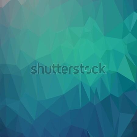аннотация красочный шаблон геометрический декоративный треугольник Сток-фото © Valeo5