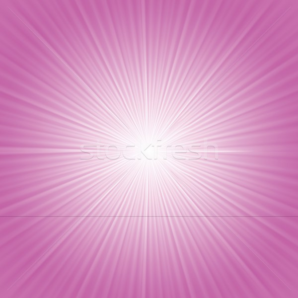 pink rays background Stock photo © Valeo5