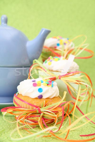 Tea Party Stock photo © vanessavr